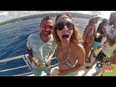 Trini Jungle Juice: FUN RUM SUN Cruise 2015 - YouTube