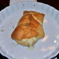 Dill Havarti in Puff Pastry