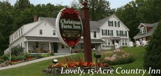 Christmas Farm Inn & Spa, Jackson, New Hampshire, USA Bed and ...