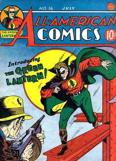 comic book first appearances