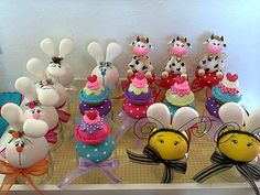 Potinhos para Atelier Ana Luckmann!!! | Flickr - Photo Sharing!