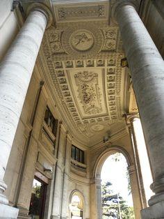 Galleria Umberto I - Naples, southern Italy