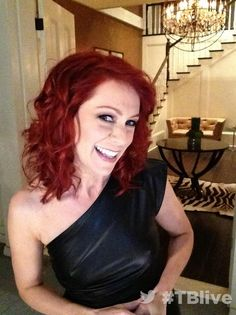 Carrie Preston in the True Blood Season 6 Photobooth