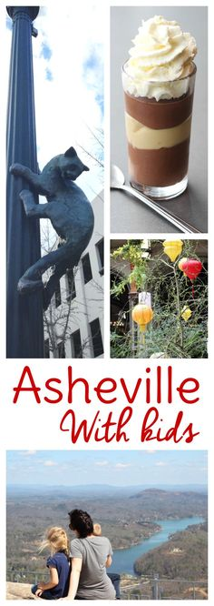 Hesitant to do Asheville with kids? We found kid friendly Asheville a great experience! Keep reading for some dining and activity ideas in Asheville for Families. via @sweettmakes3