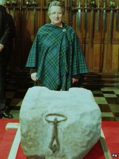 A leading figure in a plot to return the Stone of Destiny to Scotland more than 60 years ago has died.  Kay Matheson was one of a group of four students who took the relic from Westminster Abbey on Christmas Day 1950.