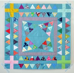 Free quilt pattern: Adapted Pine Burr Beauty block