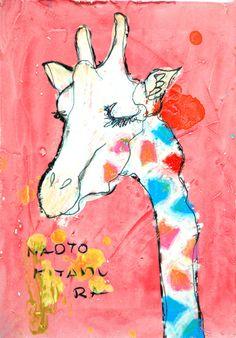 10994 他人がうまく行っているからと言って、自分が否定されたわけじゃない キリン Naoto kitamura