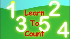 🖐Learn To Count with Number Farm for kids children babies and toddlers - Best Learning For toddlers Bedtime Stories For Toddlers, Stories For Kids, Tales For Children, Learn To Count, Three Little Pigs, Toddler Learning, Fairy Tales, Baby Kids, Preschool