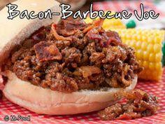 Bacon-Barbecue Joe