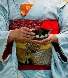 Japanese tea ceremony @Chef Robin White