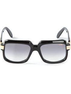 Cazal Square Sunglasses - Farfetch. LunettesLunettes De SoleilLunettes ... 6760c4f6a741