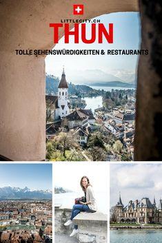 Thun im Berner Oberland: Die schönsten Orte in der wunderschönen Schweizer Stadt im Kanton Bern. Places To Travel, Travel Destinations, Places To Visit, Packing Tips For Travel, Travel Hacks, Travel Ideas, Kanton, Solo Travel, Homeland