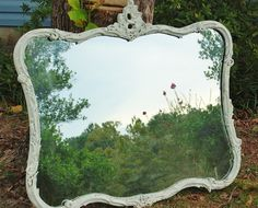 Antique Mirror - For sale at www.sweetsouthcottage.com