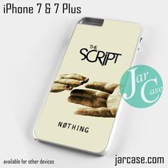 The Script Nothing Phone case for iPhone 7 and 7 Plus