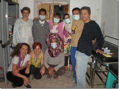 Equipo médico voluntario de aG!