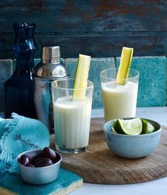 1806's Eros Gin Fizz (Muddle a 20cm length of cucumber, add 45ml Hendrick's gin, 40ml Greek yoghurt, 15ml lime juice, 15ml lemon juice, 10ml sugar syrup, a dash of rosewater and a dash of eggwhite. Shake without ice, add ice to half-fill, shake again, then strain into a chilled highball, garnish with cucumber)