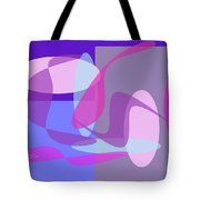 My Two Loves Tote Bag by Laura Greco