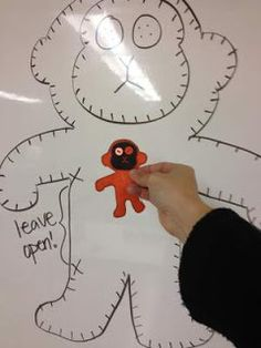 FACS Classroom Ideas: monkey hand sewing project