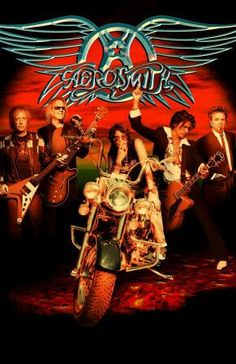 See Aerosmith in concert :)