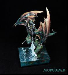 Warhammer Ogre, Warhammer Fantasy, Age Of Sigmar, Fantasy Battle, Game Workshop, Fantasy Miniatures, Elves, Medieval, Lion Sculpture