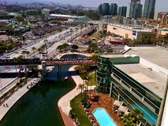 Love Long Beach...especially during the Grand Prix!