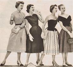 1950's Fashion!