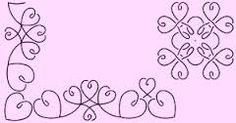 Image result for heart stencils