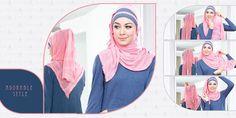 The First Leading Muslim Fashion Muslim Fashion, Hijab Fashion, Hijab Tutorial, Fashion Brand, Style, Swag, Fashion Branding, Hijab Dress, Outfits