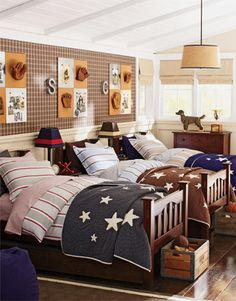 1000 Images About Boys Shared Bedroom On Pinterest Kids
