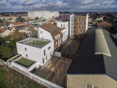 Galería de 16 unidades de vivienda social / Atelier Gemaile Rechak - 9