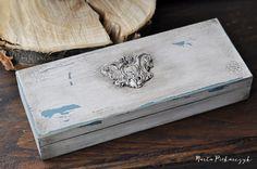 Wood&Crafts - kreatywne malowanie: Retro pudełko