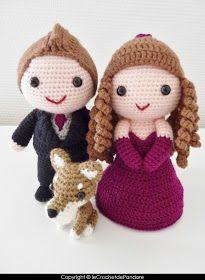 le Crochet de Pandore: Elena et Casper