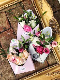 Újragondolt virágcsomagolások