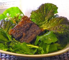 Greens, greens everywhere and creative ways to eat them