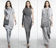 Sarah Pacini spring-summer 2011  I like the right one
