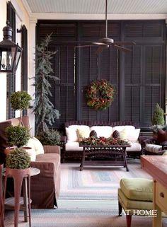 Wreaths, Topiaries, Evergreens, Winter Decor