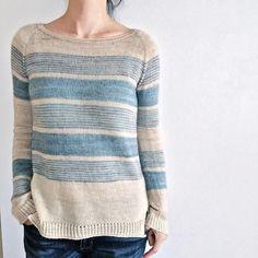 今日は 朝からいろいろ編み物関係のことやってます^^ Seashore by Isabell Kraemer、 完成しました〜♪ 使用糸、経過などについては前回の記事を参考にしてください。 始めSサイズで編んでいたのですが袖分けのときには大き過ぎたので、 ...