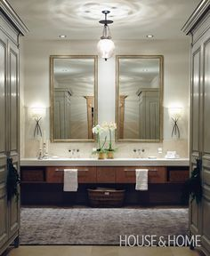 Spacious, Spa-Like Ensuite | Photo Gallery: Modern Bathrooms | House & Home | Photo by Michael Graydon
