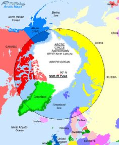 nunavut and nunavik map