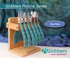 Our Apprentice pliers are now called the ProLine Series - AND - we've given them a lifetime warranty! http://www.wubbersushop.com/wubbers-proline-pliers/