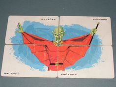 The Outer Limits game card