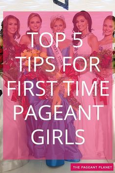 Pageantry is a lifestyle for many girls. Some of us eat, sleep and breathe pageantry, but what about those who are totally unfamiliar to the world of pageants? Many blogs or YouTube channels cater to the experienced pageant girls, however few recognize that many girls are just starting out and need a little extra help. Here are five tips to help you if you are just getting started in your pageant career.