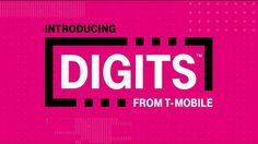 T-Mobile announces number-sharing program called DIGITS