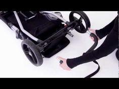 MB mini - stroller instructions - YouTube