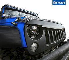 Easy Jeep Wrangler Modifications for Less then $50 that are easy to install and inexpensive, but make your Jeep unique and really stand out from other Jeeps