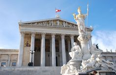 Vienna - Das Parlament