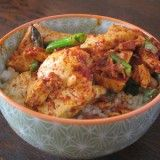Return of Recipe Friday! Spicy Korean Tofu