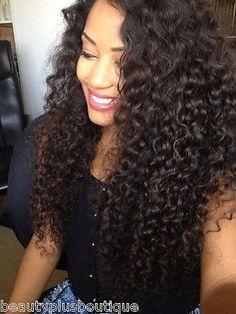 3Pcs/lot 10''-24'' Malaysian Virgin Hair Extensions Deep Curly Hair Weaves 300g