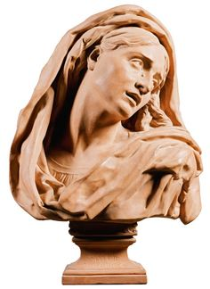 Jean-Baptiste Carpeaux (1827-1875), Mater Dolorosa.