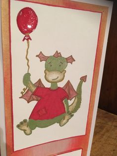 A personal favourite from my Etsy shop https://www.etsy.com/uk/listing/613730995/dragon-birthday-card